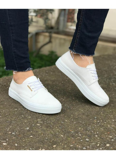 Chekich CH005 BT Erkek Ayakkabı BEYAZ Beyaz